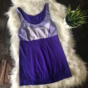 LULULEMON RUN Ta Ta Topper Women's 4 EUC